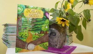 Zupan razdelil knjigo Zacarani gozd – v tednu otroka 01