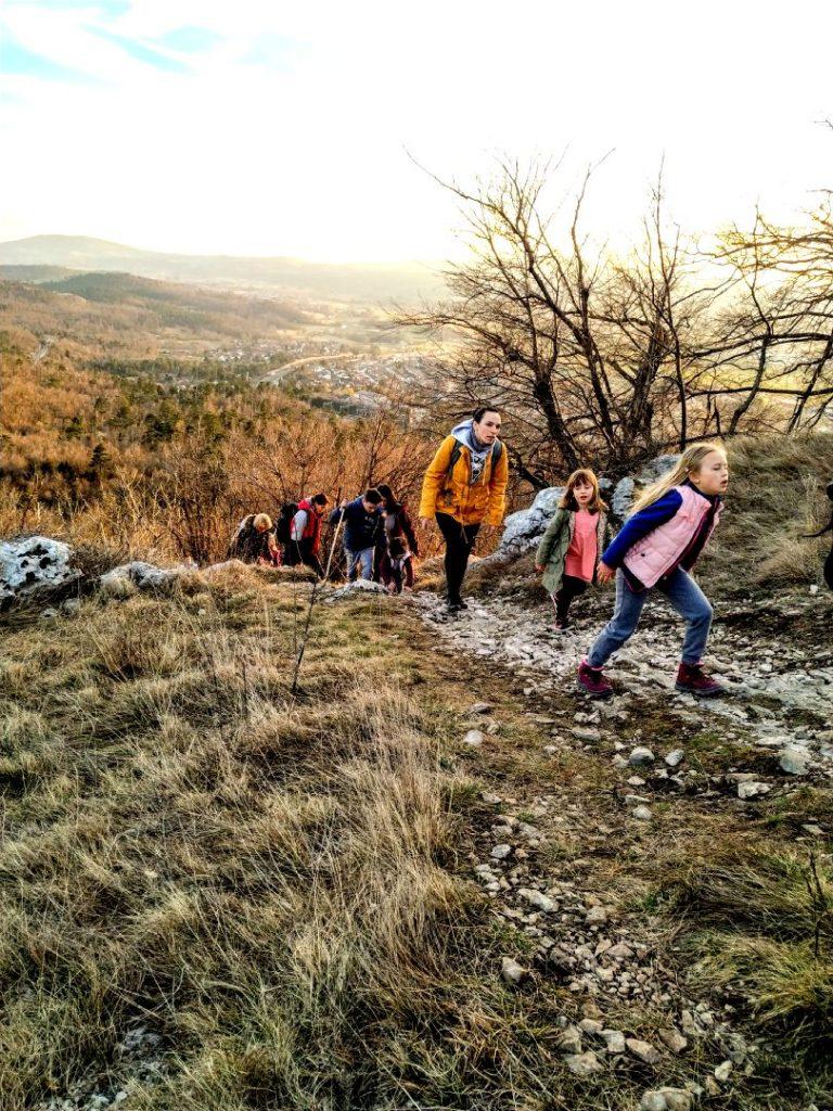 Mali planinci – Poskočne nogice
