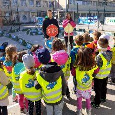 Kolesarček – izobraževalni program prometne varnosti