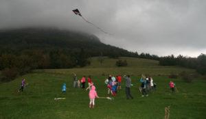 Obiskalni smo vetrno elektrarno - skupina Sovice 07