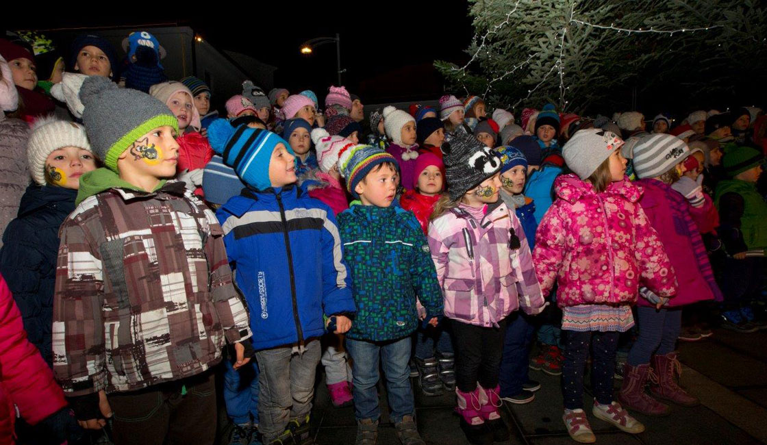 Praznik luci in pozdrav zimi 2015 12