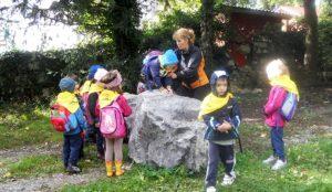 Obisk parka SGLŠ Postojna - Ribice Zajčki in Raziskovalci 05