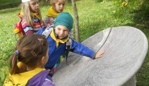 Obisk parka SGLŠ Postojna - Ribice Zajčki in Raziskovalci 07