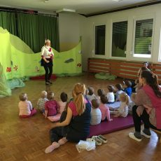 Interaktivna predstava Miškolinček za najmlajše