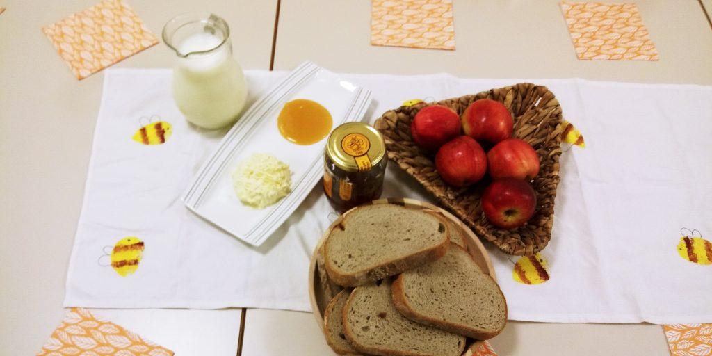 Slovenski tradicionalni zajtrk v našem vrtcu