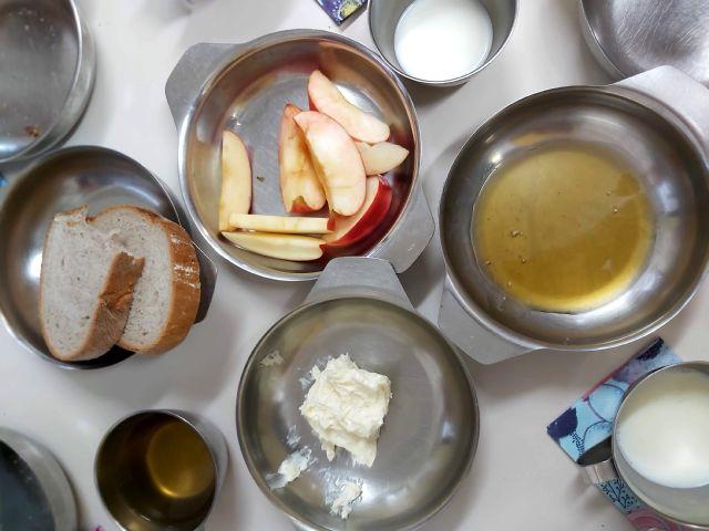Slovenski tradicionalni zajtrk z županom
