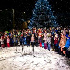 Prireditev Pozdrav zimi in praznik luči