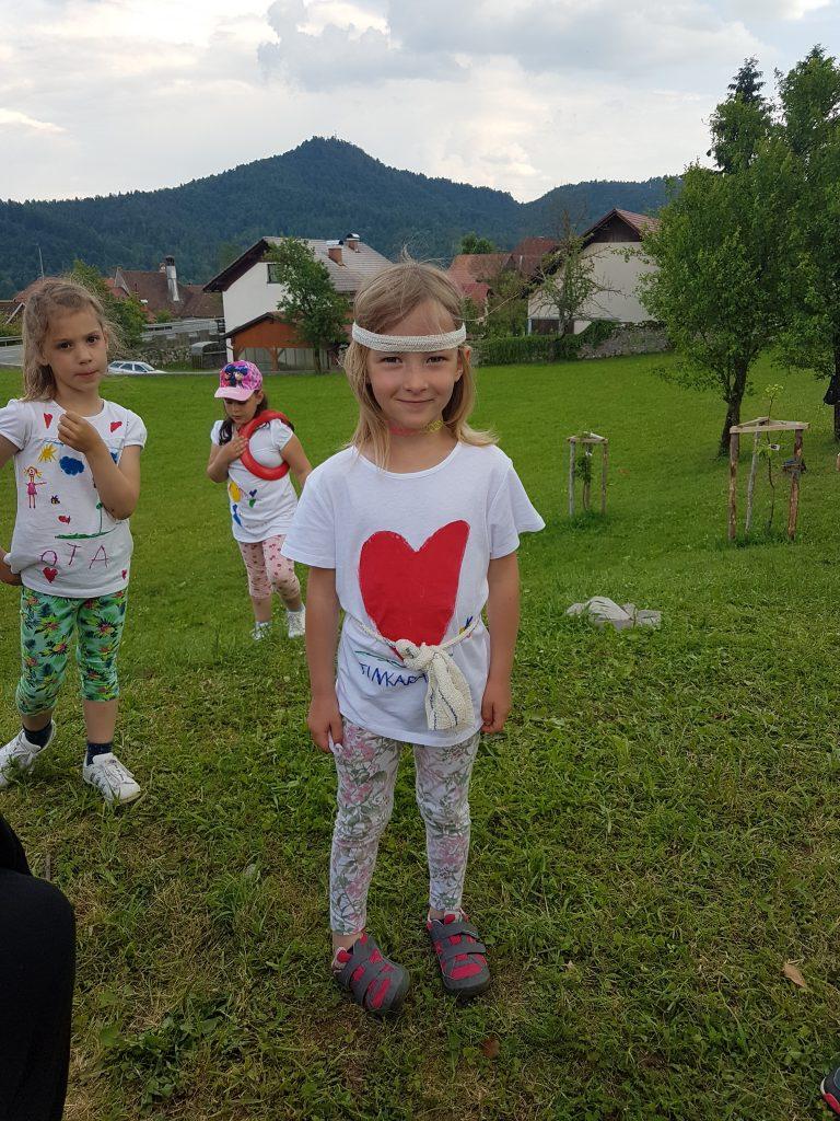 LETOVANJE: Dogodivščine otrok iz skupin OBLAČKI in ZEBRE – 1. dan